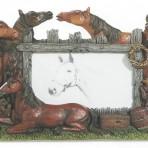 Cadre 5 chevaux