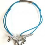 Bracelet cheval Turquoise